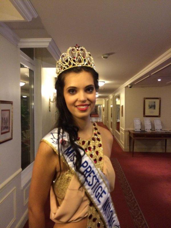 Miss Prestige National 2014