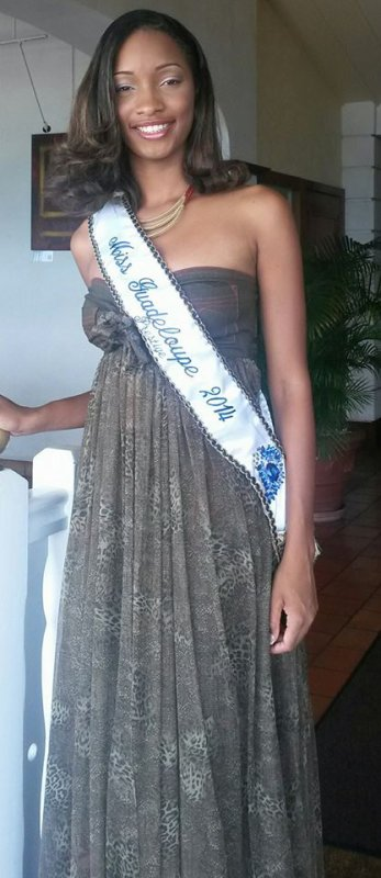 Miss Prestige Guadeloupe 2014