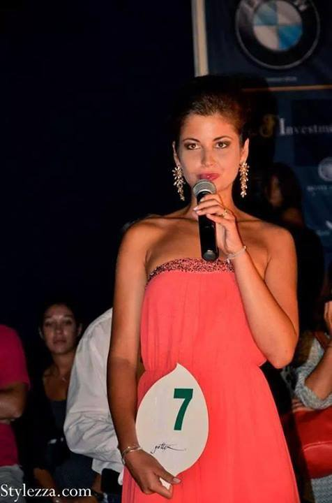 Miss Prestige Provence 2014