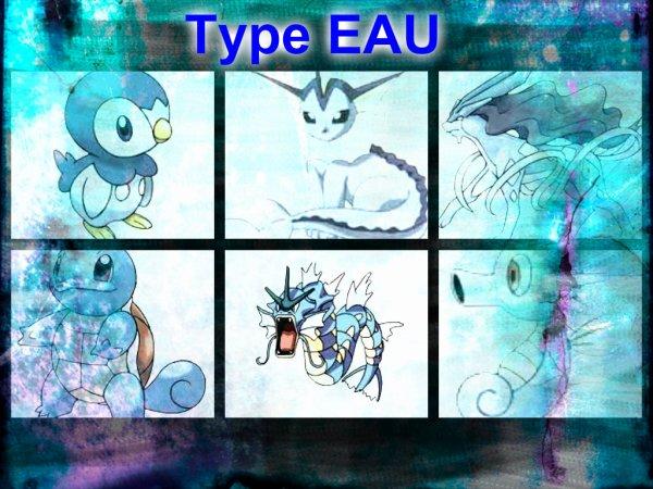 Type Eau !!!