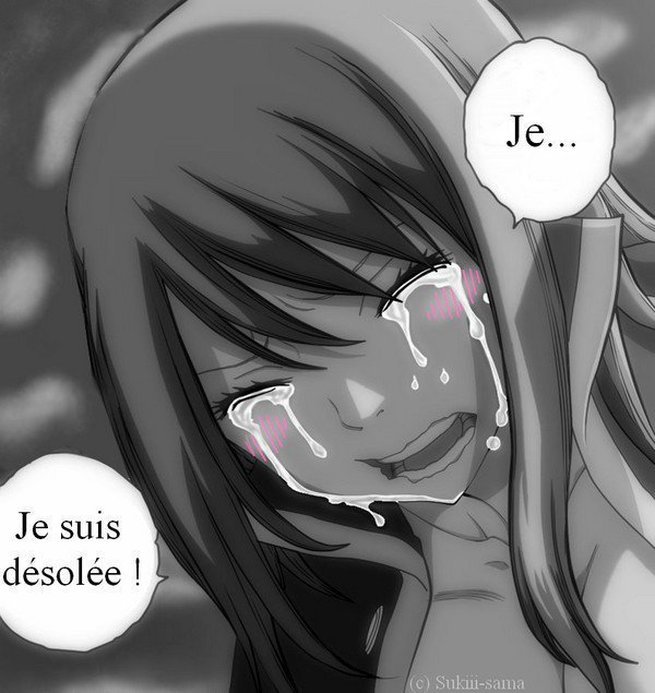 Chapitre 2 Fic 1 Fanfiction Fairy Tail Nalu