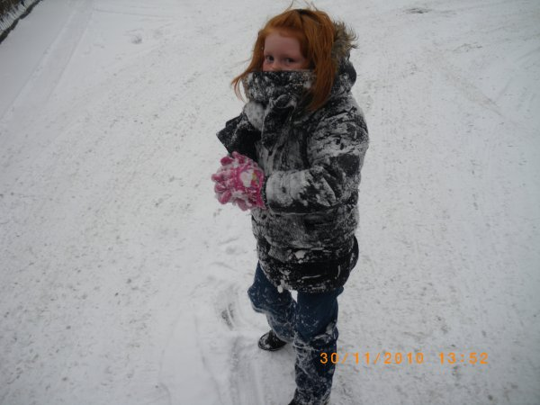 1er jour de neige