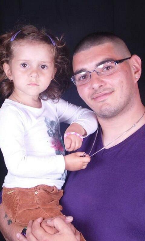 Moi et la nièce