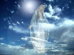 la mère de tous et la divinité en abondance