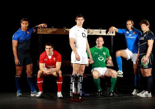 le  tournoi  des  six  nations  2013