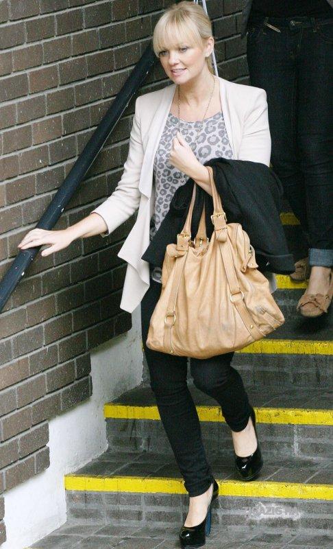 Emma Bunton - ITV TV Show - 08.10.2010