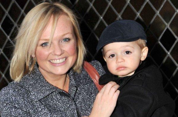 Emma Bunton attend son 2ème enfant !