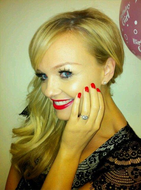 Emma Bunton est fiancée !