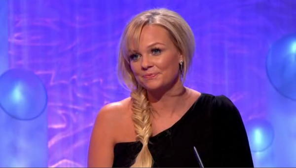 Emma Bunton - Dancing On Ice - S06 E4 - 30.01.2011