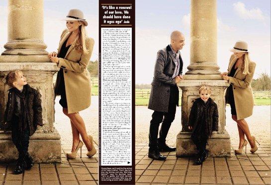Emma Bunton - HELLO Magazine - 16.02.2011