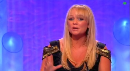 Emma Bunton - Dancing On Ice - S06 E7 - 20.02.2011