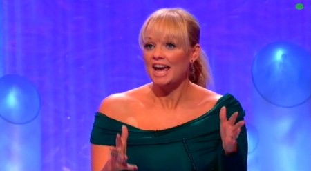 Emma Bunton - Dancing On Ice - S06 E9 - 06.03.11