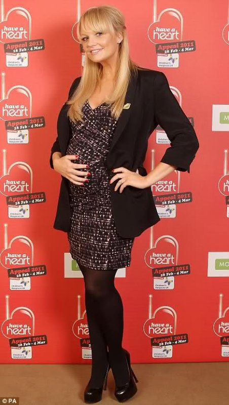 Emma Bunton - Have A Heart Appeal - 04.03.2011 - London