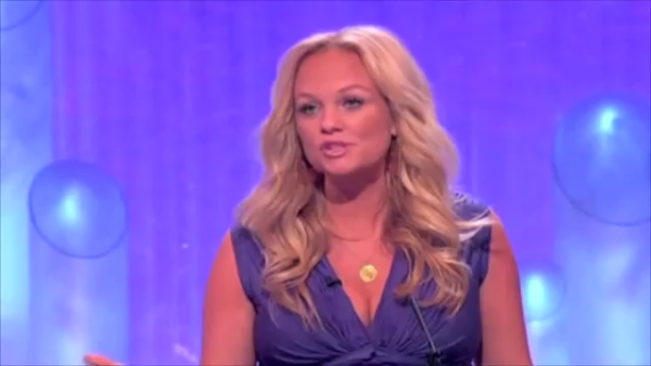 Emma Bunton - Dancing On Ice - S06 E10 - 13.03.11