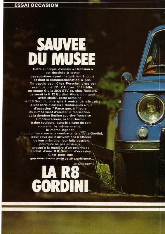 RENAULT 8 Gordini 01