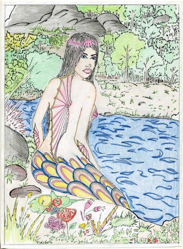 """""""Reine des eaux"""""""