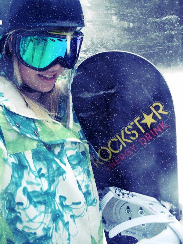snowboard stannée yaaaah ! MAAAN <3