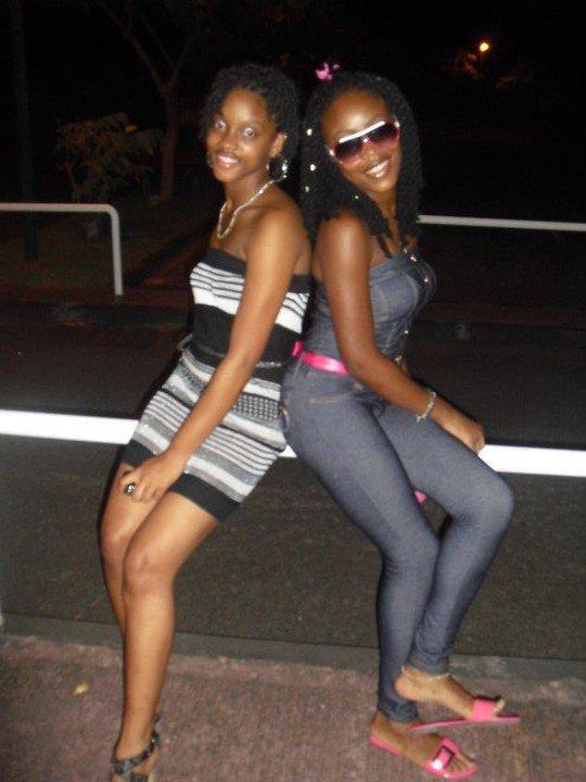Marilouu and me