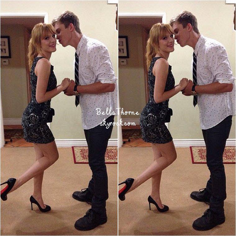 Le 4 octobre, Bella et son petit-ami Tristan se sont rendus à l'anniversaire d'Ava Sambora.