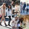 Le 28 décembre  2013, Bella Thorne et ses amis faisaient un peu de shopping, toujours à Big Bear Lake en Californie.