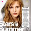 Bella apparaît dans le numéro du mois de mai du magazine Glamour.