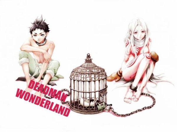 Les épisode vostfr + OAV de Deadman Wonderland
