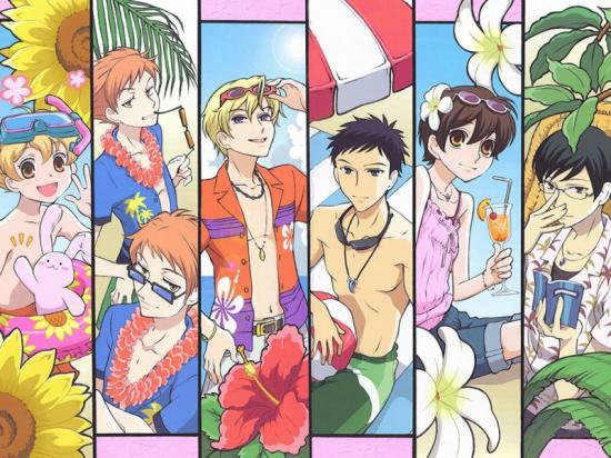 Les épisode vostfr de Ouran High School Host Club