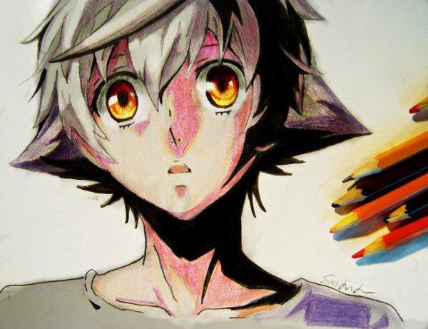dessin manga HD