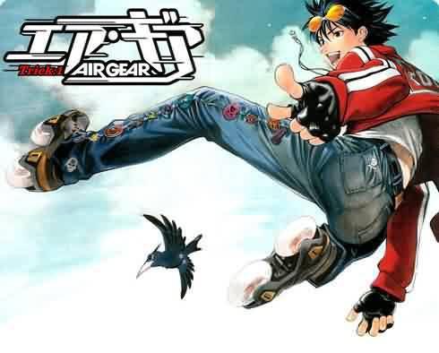 les épisodes vf et vostfr de Air Gear