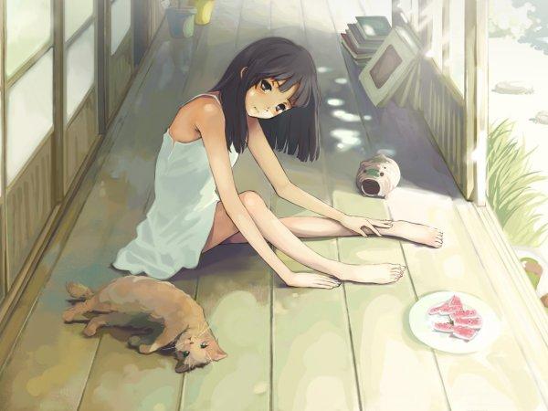 animal manga