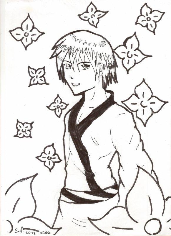 kima un personnage de mon histoire viky vénus