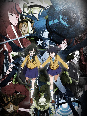 Les épisode vostfr de Black Rock Shooter