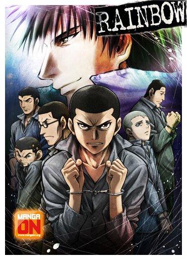 Lest épisode vostfr de Rainbow - Nisha Rokubou no Shichinin ( se manga est poignant )