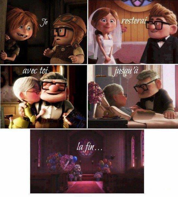 je resterais avec toi jusqu'à la fin (cette image ma toujours émue)