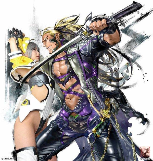 un cosplay mélanger avec un manga *A* trop cool *A*