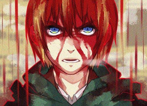attack on titan regard of blood