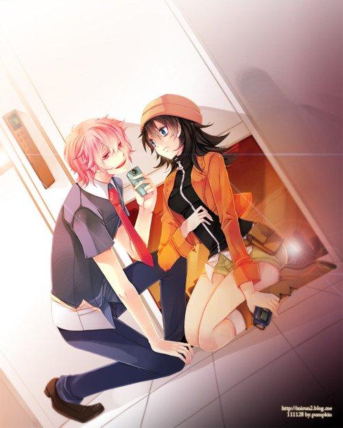 Yuno & Yuki ^^