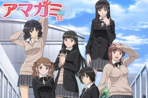 Les épisode vostfr de Amagami SS + les OAV