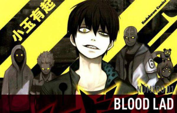 Blood Lad - 01 Vostfr