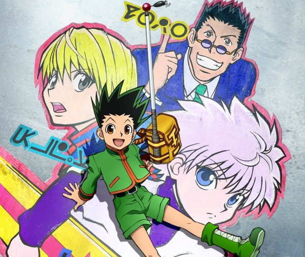 Hunter X Hunter 2011 ep 46 Vostfr