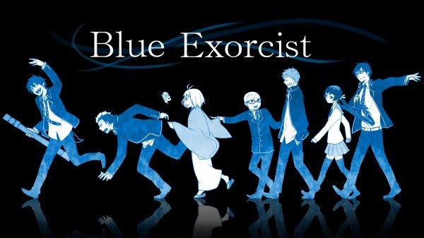 Les épisode vostfr et vf + le film + OAV + bonus de Ao No Exorcist ou Blue Exorcist