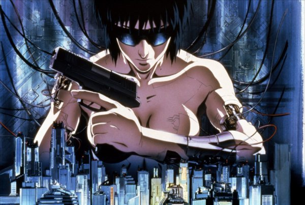 ghost in the shell film vf