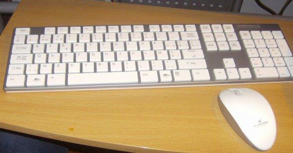 enfin ! un nouveaux clavier XD