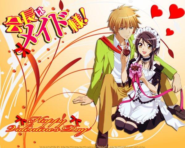 Les épisodes vostfr de Kaichou wa maid sama