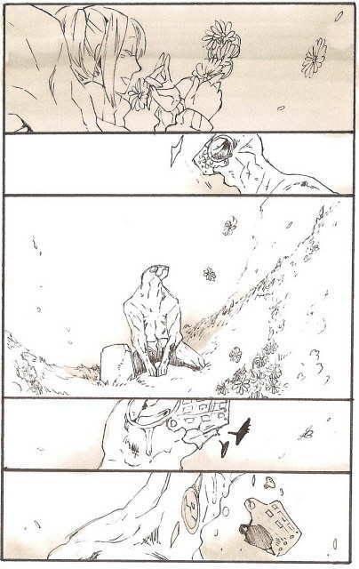le monstre et la fille au fleure partie 2