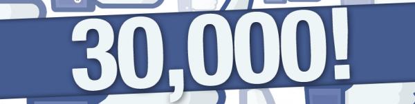 30 000 VISITES SUR MON BLOG !!!!!!!!! merci XD