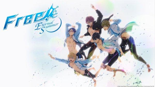 Free!! Eternal Summer (S2) Vostfr