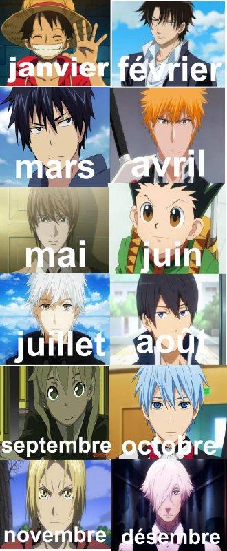 quelle personnage es tu ?