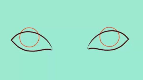 voila mon petit visiteur voila comment dessiner des yeux réalistes