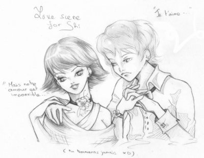 Aubane et Jurgen by Animaya